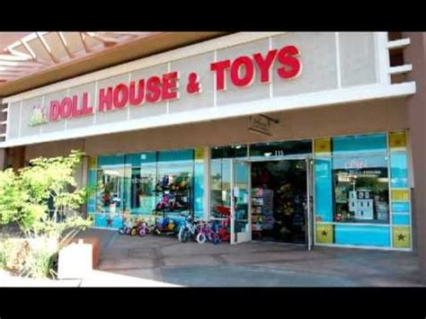 the doll house toy store flea market find for the dollhouse doovi