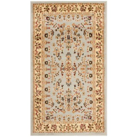 3 x 4 area rug safavieh lyndhurst gray beige 2 ft 3 in x 4 ft area rug lnh331g 24 the home depot