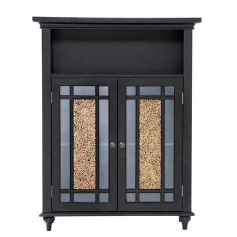 Floor Cabinet With Doors by Home Fashions Winfield 26 1 2 In W X 34 In H X
