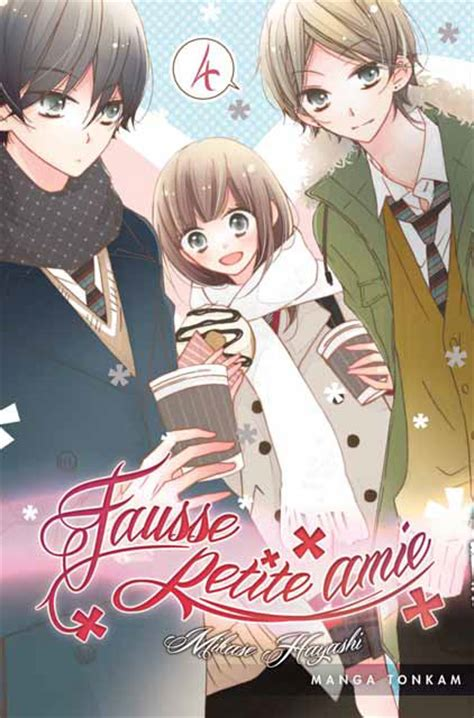 Lover Vol 2 Mikase Hayashi M vol 4 fausse amie news