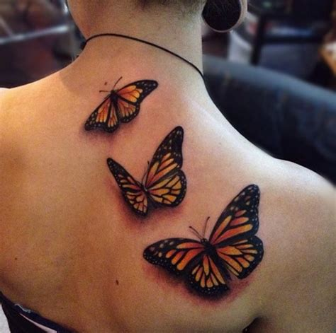 butterfly back tattoo 35 breathtaking butterfly designs for