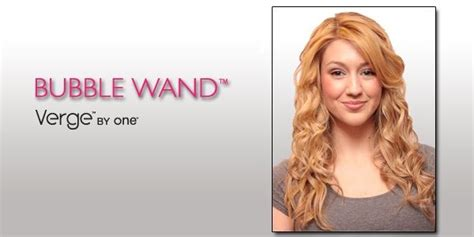 which is better bubble wand or straight wand verge bubble wand curls how tos pinterest bubble