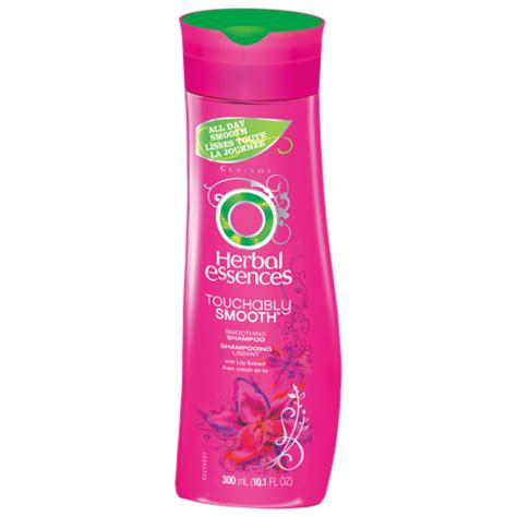 Herbal Essences Smooth Shoo herbal essences touchably smooth shoo future shop