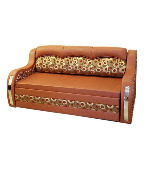 sofa bed price sohini sofa cum bed with storage available at snapdeal for
