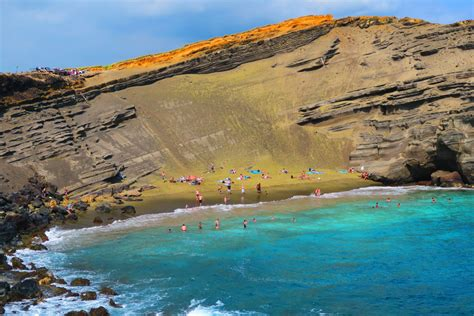 island top the best beaches on the big island of hawaii x days in y