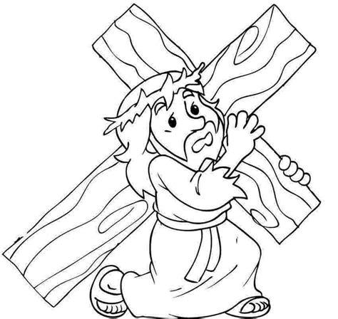 imagenes de jesus grandes para imprimir fotos de jesus na cruz para colorir