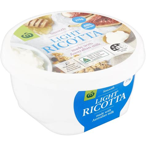 light n lively cottage cheese light cottage cheese 28 images woolworths ricotta cheese light 375g woolworths no name