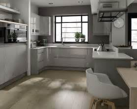Kitchen Design Grey by Mad About Grey Kitchens