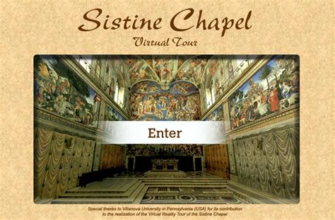 Sistine Chapel Ceiling Tour 360 by Panoramic Zoomable View Of The Sistine Chapel The Phora