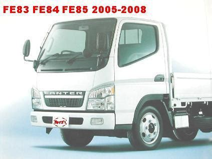 2007 mitsubishi fuso fe84 fe85 truck service manual pdf download 15651 056 clutch slave cylinder cyl concentric fe83p 2005 08 direct power canter fuso fe83 fe84