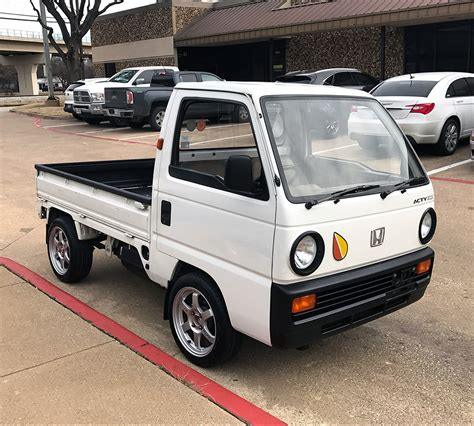 honda acty jdm rhd 1990 honda acty truck 2wd united states texas for sale