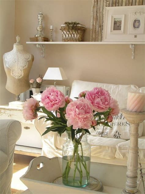 Sweet Home Interior by 37 Enchanted Shabby Chic Living Room Designs Digsdigs