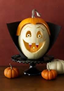 halloween kuerbis  ausgefallene ideen wie sie kuerbisse