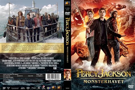 The Sea Of Monsters Cover 8 Th Anniversary Percy J Oleh Rick R covers box sk percy jackson sea of monsters high quality dvd blueray