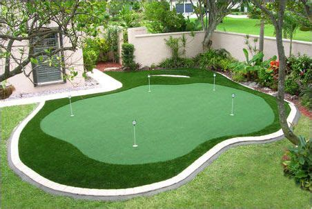 yard putting  chipping green blakely
