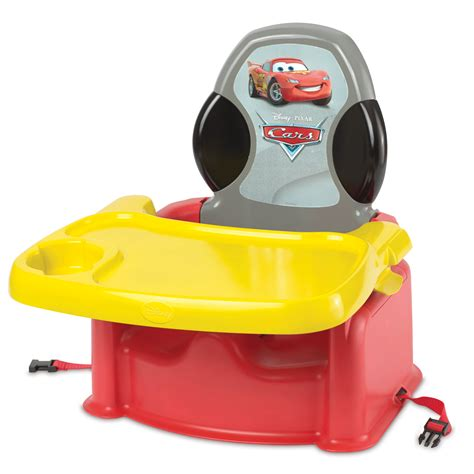 chaise car cars booster seat from the first years disney baby