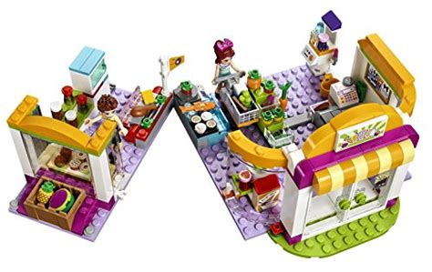 Lego 41118 Friends Heartlake Supermarket 1 lego friends heartlake supermarket 41118 import it all