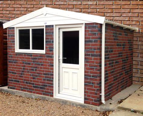 Hanson Concrete Sheds by Garden Building Range Gallery Hanson Concrete Garages