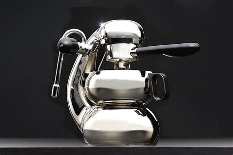 otto shiny espresso maker digsdigs