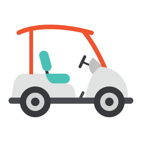 Golf Cart Icon Icons By Canva Golf Cart Sign Template