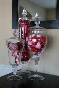 Valentines Day Home Decor by Creative Designs By Jen Valentine S Day Apothecary Jars