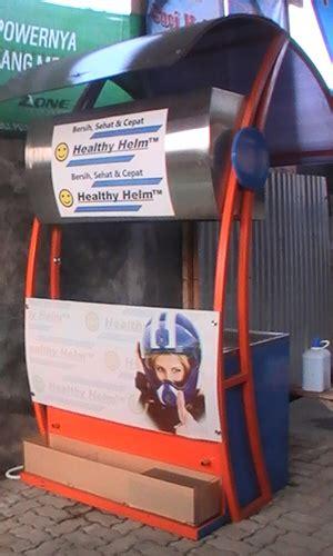 Alat Cuci Helm Motor bisnis cuci helm kabari news