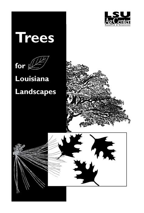 michigan trees a handbook of the and most important introduced species classic reprint books trees for louisiana landscapes a handbook