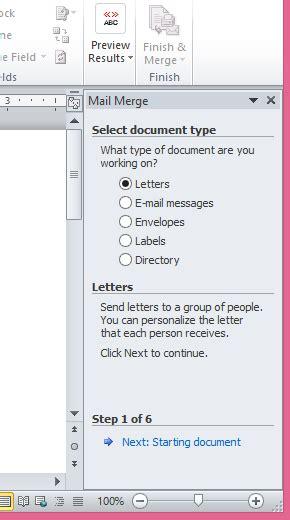 cara membuat mail merge di word 2013 sofia rizki cara membuat mail merge di ms word 2010 dan
