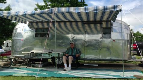 airstream awnings airstream awning 9600 arcadia skipper vintage trailer awning by kristi shared by a