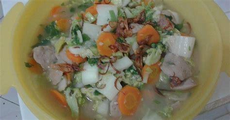 langkah membuat capcay resep capcay alakadarnya oleh ayu aryani cookpad