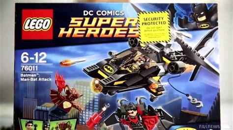 Lego 76011 Batman Bat Attack Superheroes lego batman bat attack dc comics heroes 76011