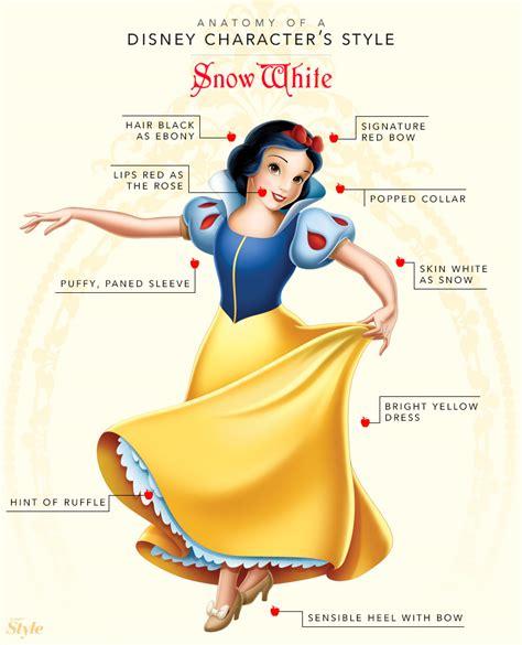 Disney Princess Snow White B5289 anatomy of a disney character s style snow white snow white snow white disney and anatomy