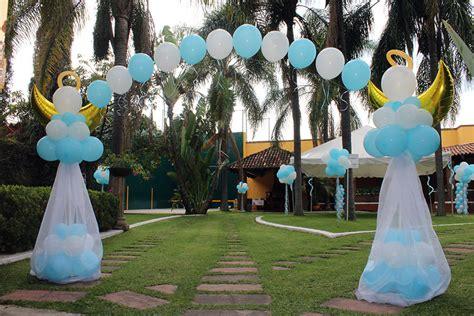 decoracion de globos para bautizo decoracion de globos para bautizo globos con helio globoflex decoraci 243 n con globos bodas xv a 241 os graduaciones fiestas infantiles primera