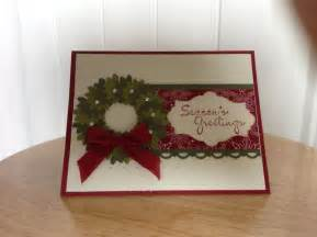 Stampin up christmas cards ideas 2012 christmas cards stampin up