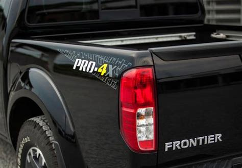 nissan frontier decal pair nissan frontier xterra pro x4 vinyl decal sticker