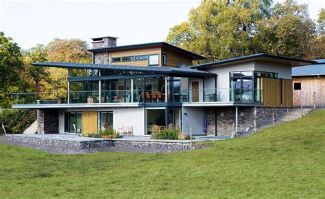 House Design Websites Uk 11 Stunning Scottish Self Builds Homebuilding Renovating