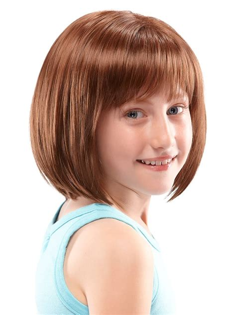 hair styles for junior teens shiloh child synthetic monofilament part open cap wig by