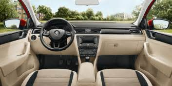 How To Clean Fabric Car Upholstery The New Rapid Spaceback Interior škoda