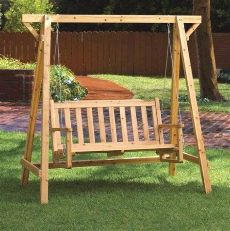 swing benches wooden diy wooden swing set plans free building refinishing diy