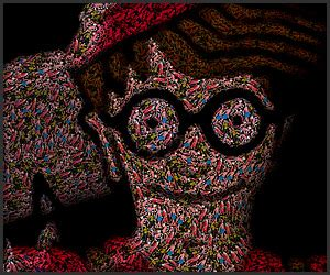 Wheres The Cutlery by Awesome Waldo