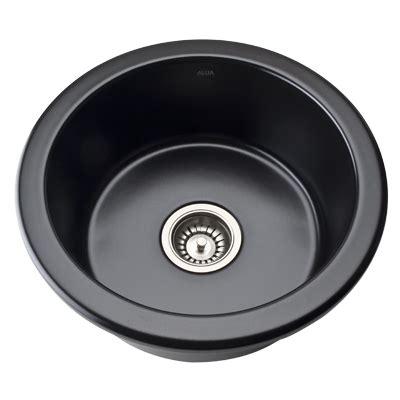 round kitchen sinks black round kitchen sink befon for