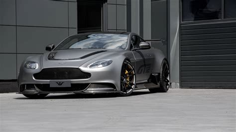 custom aston martin vanquish official aston martin vantage gt12 by wheelsandmore
