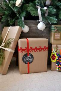 christmas gift wrap ideas my creative days