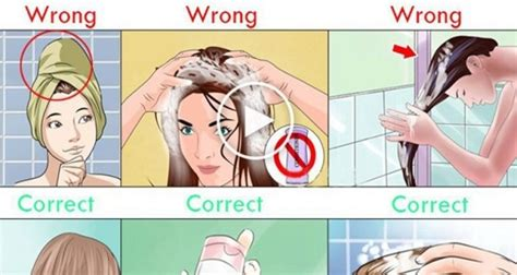how to wash your hair in the i ve been washing my hair wrong my entire life and this