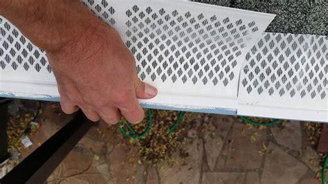roofing strengthen  rain gutters  gutter guard