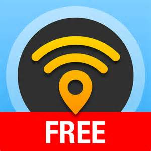 wifi map passwords for free wireless access in
