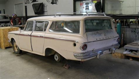 rambler american station wagon  sale
