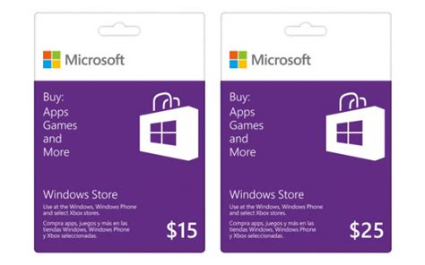 Microsoft Points Gift Cards - windows gift cards are finally available for purchase from microsoft winsource