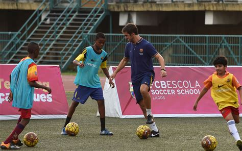barcelona academy the trials of becoming nigeria s next star nigeria today