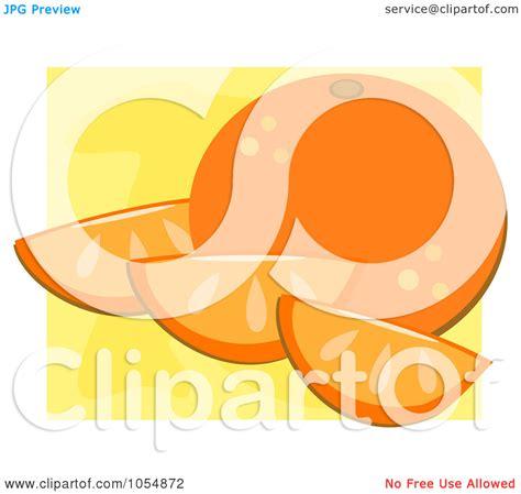 royalty free clip orange slice illustration clipart panda free clipart